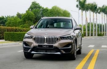 BMW X1 có mặt tại Việt Nam với giá bán 1,85 tỷ đồng