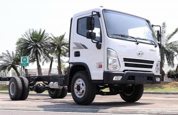 Giới thiệu Mighty EX8 GT, TC MOTOR đánh mạnh vào phân khúc xe tải hạng trung