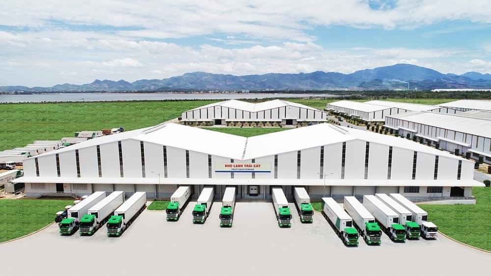 THILOGI góp phần mang nông sản Việt ra thế giới qua dịch vụ