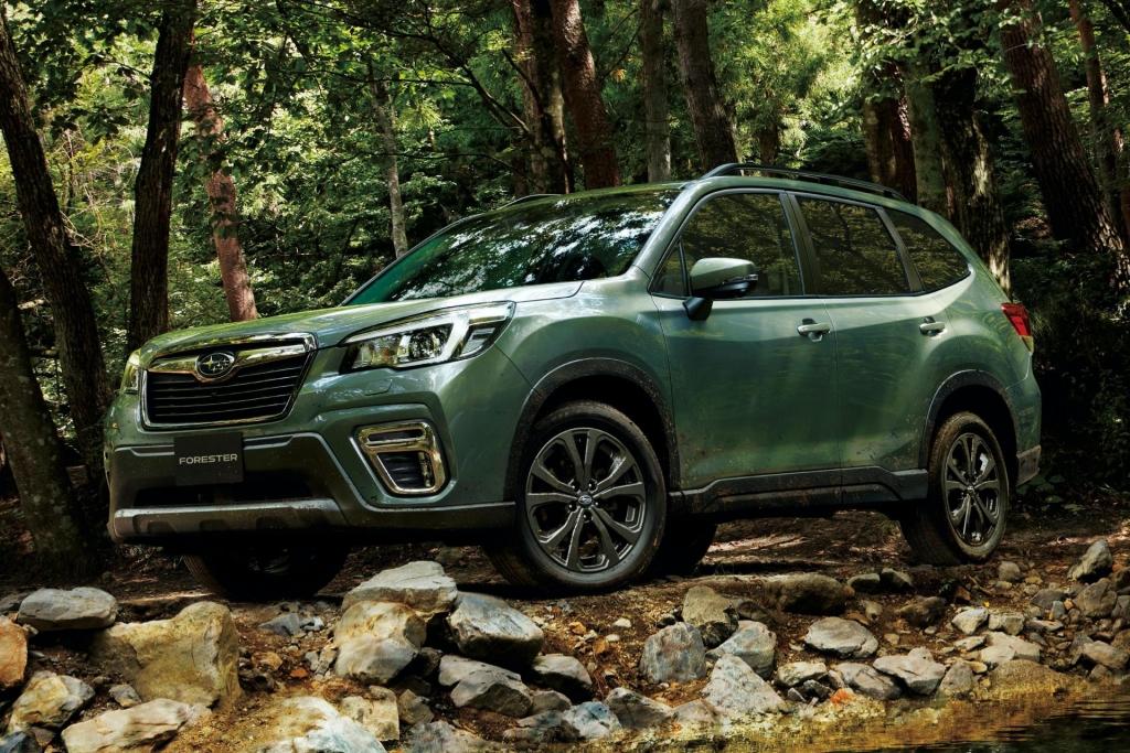 Motor Image Việt Nam giảm giá tới 159 triệu cho khách hàng mua xe Subaru