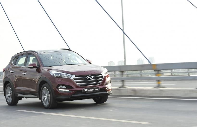 Hyundai Thành Công Việt Nam triệu hồi 23.587 xe Tucson để thay thế cầu chì