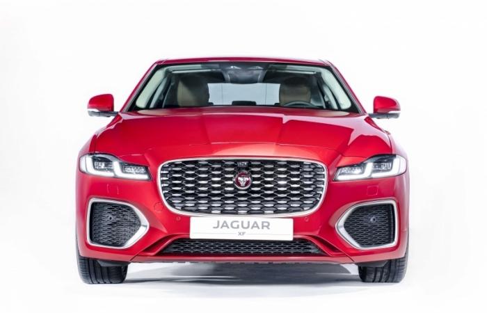 Jaguar XF mới chính thức ra mắt trên thị trường Việt Nam