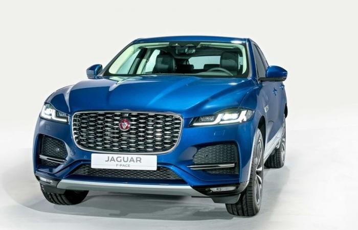 """Ra mắt tại Việt Nam Jaguar F-Pace 2021 """"chốt"""" giá khởi điểm từ 3,685 tỷ đồng"""