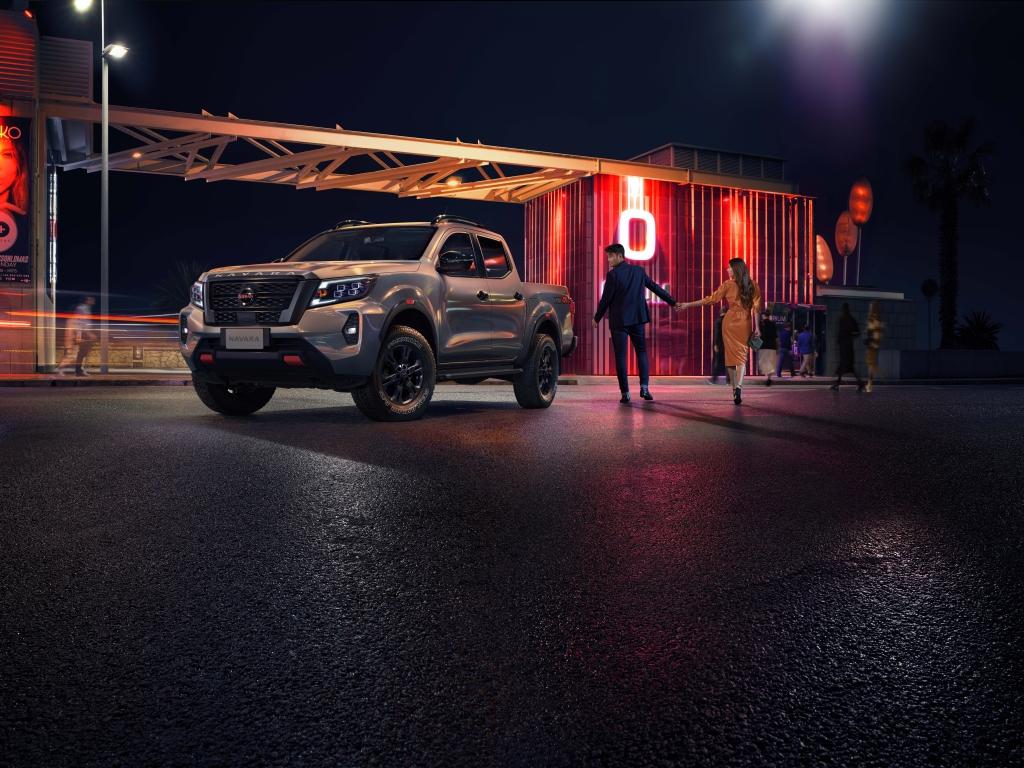 Thiết kế hoàn toàn mới, Nissan Navara 2021 có thêm phiên bản thể thao đặc biệt
