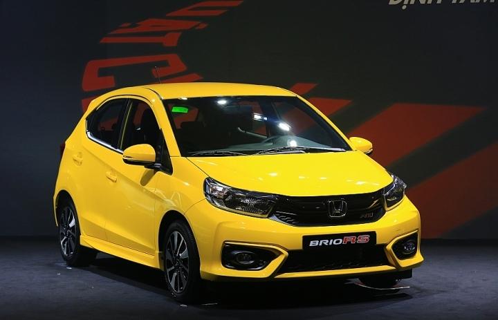 Mang Brio về Honda chiều lòng khách hàng