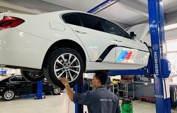 BMW Service Clinic: Chăm sóc tận tình như lời tri ân
