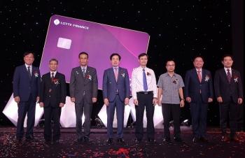 Công ty Tài chính LOTTE chính thức ra mắt thị trường Việt Nam