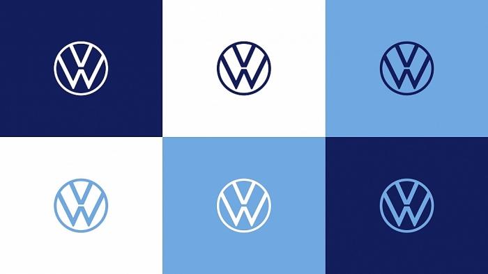 Biểu tượng thương hiệu mới của Volkswagen chính thức có mặt tại Việt Nam.