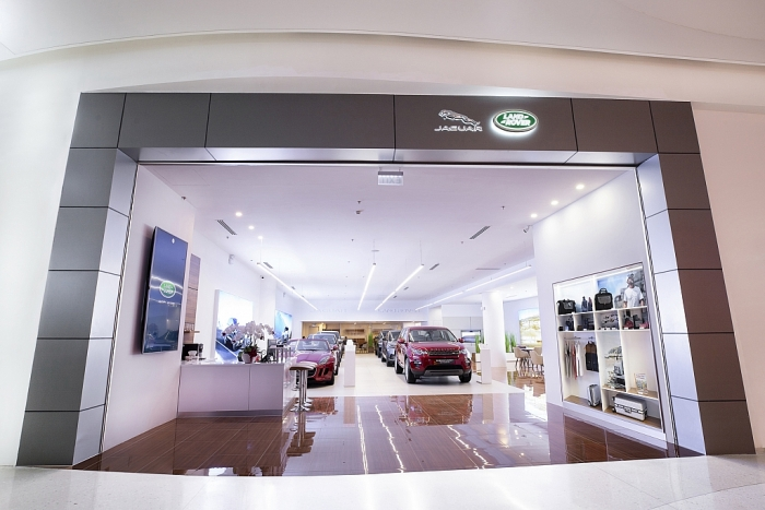 Phú Thái Mobility ra mắt không gian trưng bày mới của Jaguar và Land Rover