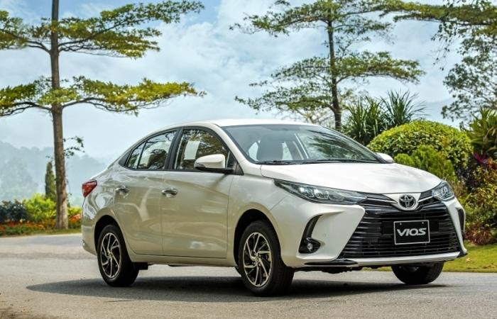 Toyota ưu đãi giảm đến 30 triệu đồng cho khách mua Vios trong tháng 6