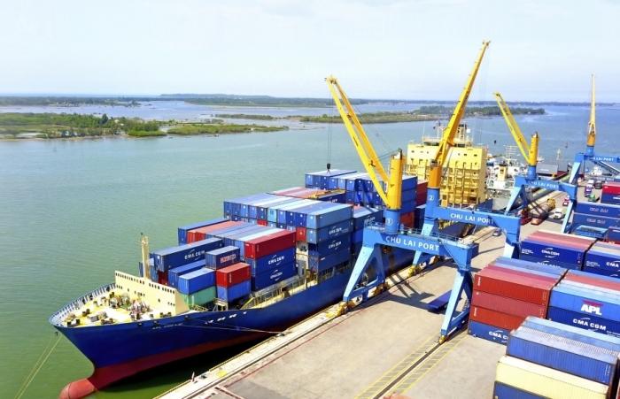 Cảng Chu Lai- Cửa ngõ xuất khẩu hàng hóa mới tại miền Trung