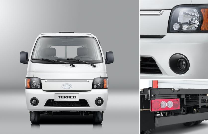 Daehan Motors tung ra thị trường mẫu xe tải nhẹ Tera