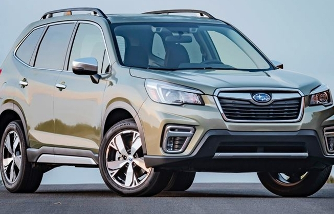 Motor Image Việt Nam giảm giá cho khách hàng mua xe Subaru lên tới 159 triệu