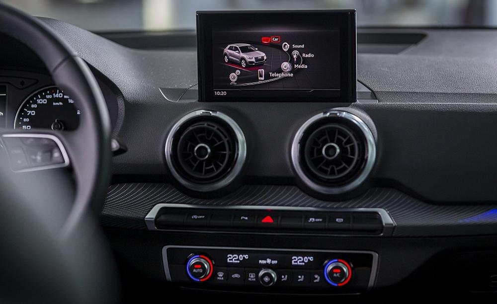 Với nhiều nâng cấp mới, Audi Q2 2021 chính thức có mặt tại Việt Nam