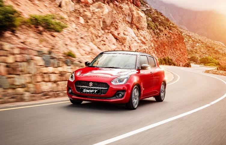 Chính thức ra mắt Suzuki New Swift 2021 có giá 549,9 triệu đồng