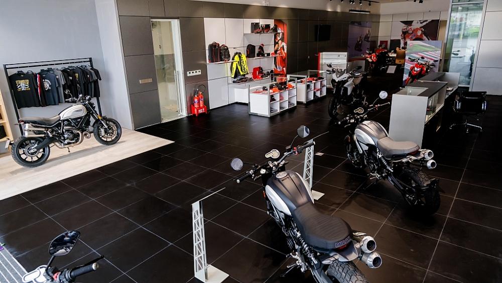 CT-Weanres khai trương Phòng trưng bày và dịch vụ Ducati hoàn toàn mới tại Hà Nội