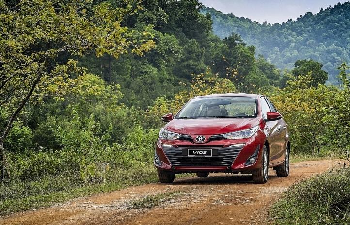 Toyota Việt Nam khuyến mại, giảm giá cho Vios và Corolla