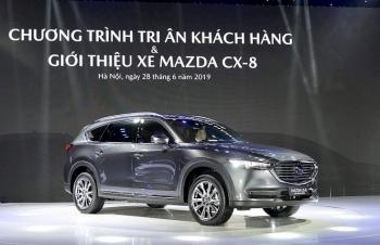 Có giá từ 1,15 tỷ, Mazda CX-8 có gì hấp dẫn?