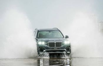 7,5 tỷ - SUV hạng sang cỡ lớn BMW X7 có gì?