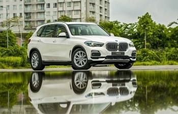 BMW X5 hoàn toàn mới có giá 4,3 tỷ đồng