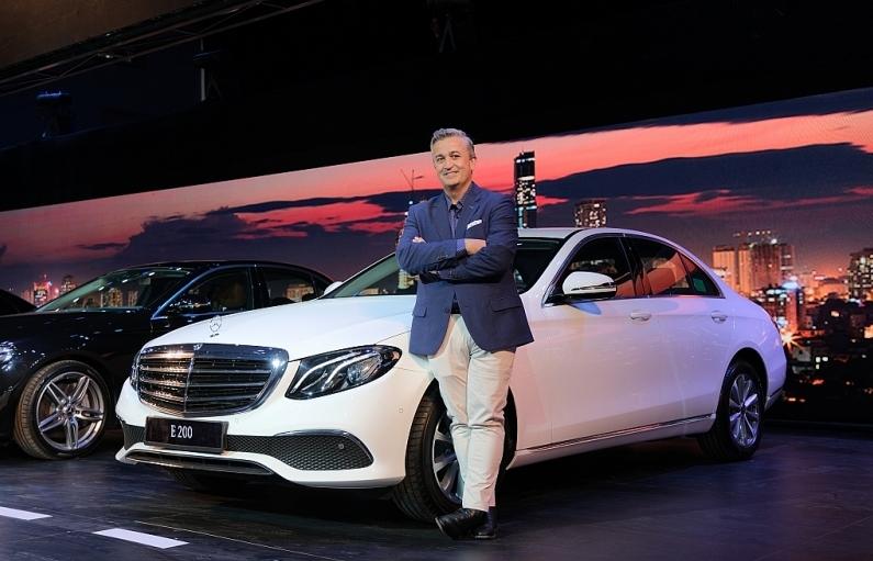 Mercedes-Benz Việt Nam ra mắt Tổng Giám đốc mới