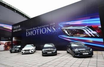 Mercedes-Benz Fascination 2019 – Ngập tràn cảm xúc từ dàn xe sang