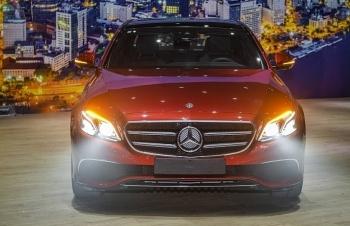 Vừa ra mắt, Mercedes E-class mới được khách hàng nồng nhiệt đón nhận