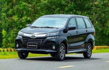 Toyota Avanza mới 2019 có giá từ 544 triệu đồng