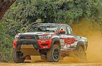 Asia Cross Country Rally sẽ tới Việt Nam