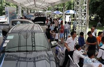 Hội chợ Oto.com.vn sẽ tiếp tục diễn ra tại TP. Hồ Chí Minh