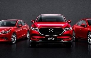 Mua xe Mazda khách hàng được Thaco ưu đãi lớn