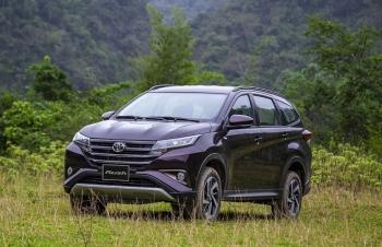 Toyota Việt Nam triệu hồi gần 1.600 xe Rush