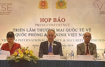 VIDSE - Triển lãm quốc tế chuyên ngành về Quốc phòng và An ninh lần đầu được tổ chức tại Việt Nam