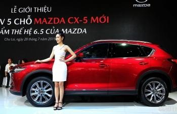 Mazda CX-5 mới có giá cao nhất 1,149 tỷ