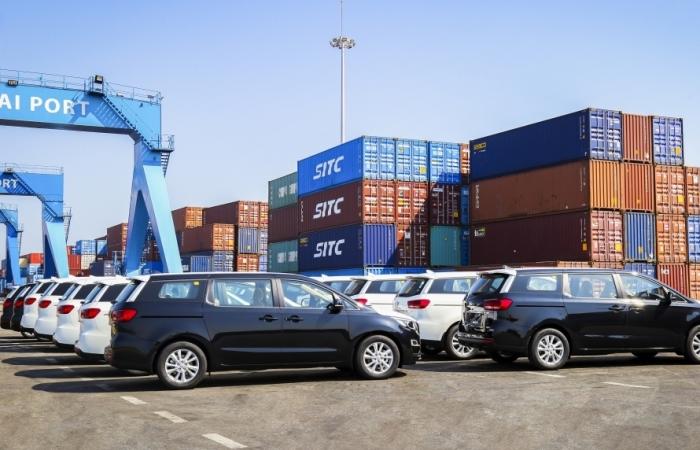THACO tiếp tục xuất khẩu sang Thái Lan 80 xe Kia Grand