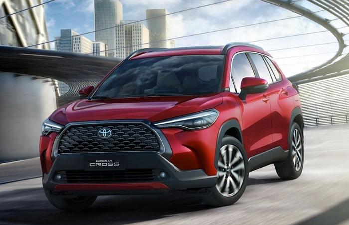 Toyota Corolla Cross – chiến lược mới của Toyota
