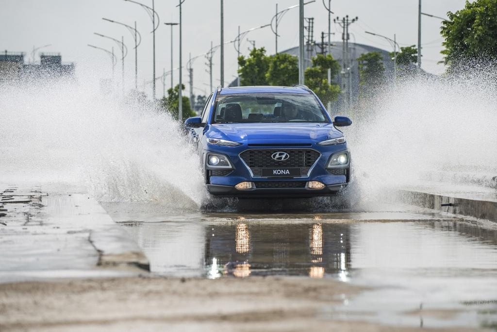 TC MOTOR tăng thời gian bảo hành cho Hyundai Santa Fe, Tucson và KONA.