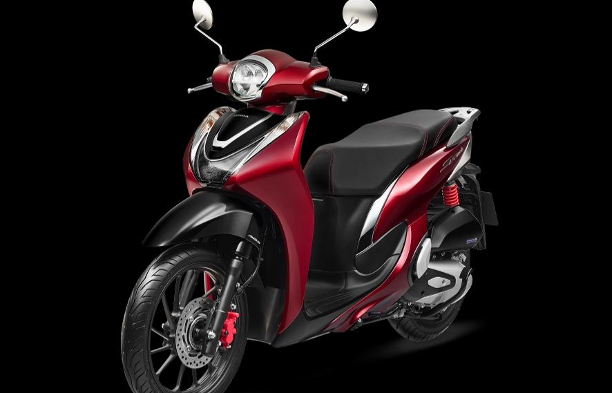 Tung phiên bản mới Sh mode 125cc, Honda khuấy đảo thị trường xe tay ga cao cấp