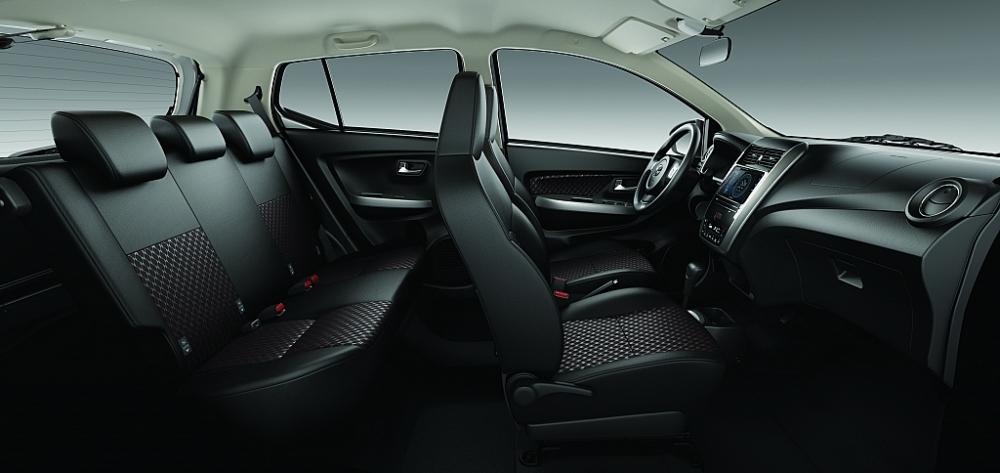 Toyota Wigo 2020 có giá từ 352 triệu