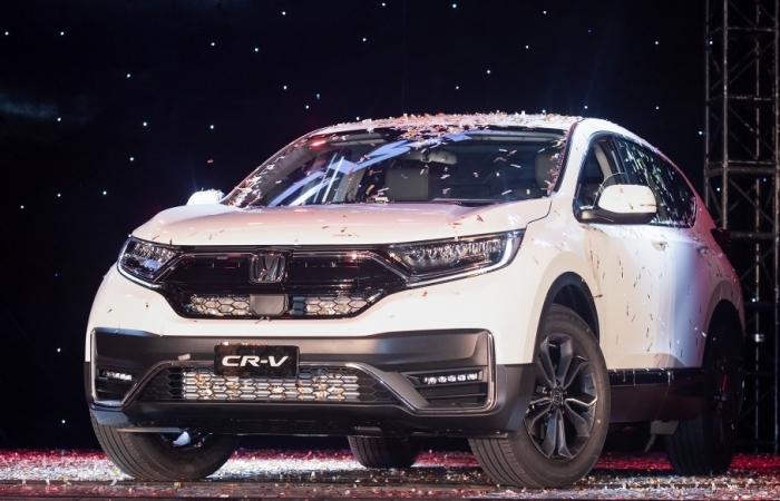 Kịp hưởng ưu đãi lệ phí trước bạ, Honda Việt Nam xuất xưởng CR-V 2020