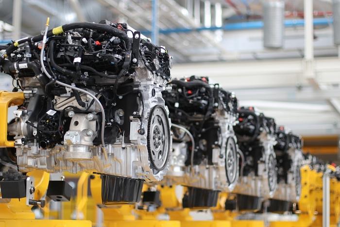 Hơn 1,5 triệu động cơ Ingenium của Jaguar Land Rover đã được sản xuất