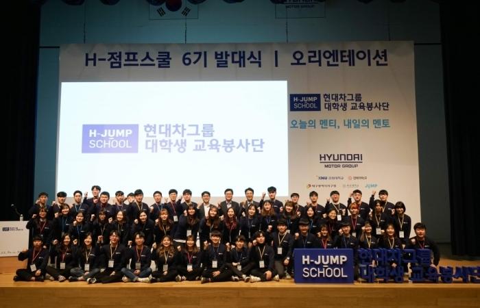 Tập đoàn ô tô Hyundai và TC MOTOR khởi động chương trình H-JUMP SCHOOL tại Việt Nam