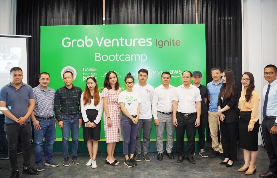 grab khoi dong chuong trinh grab ventures ignite