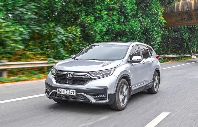 Trong tháng 7 mua Honda CR-V được hỗ trợ 100% lệ phí trước bạ
