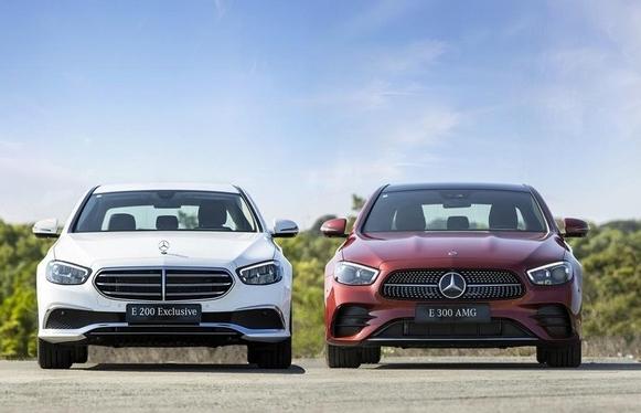 Mua GLC và E-Class trực tuyến được Mercedes-Benz tặng gói bảo dưỡng 2 năm