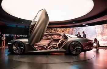 Bentley đồng hành cùng Forbes tổ chức Diễn đàn kinh doanh 2019