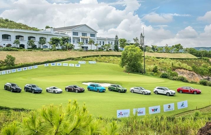 """Porsche Việt Nam đồng hành cùng giải golf """"FLC Vietnam Masters 2019 presented by Porsche"""""""