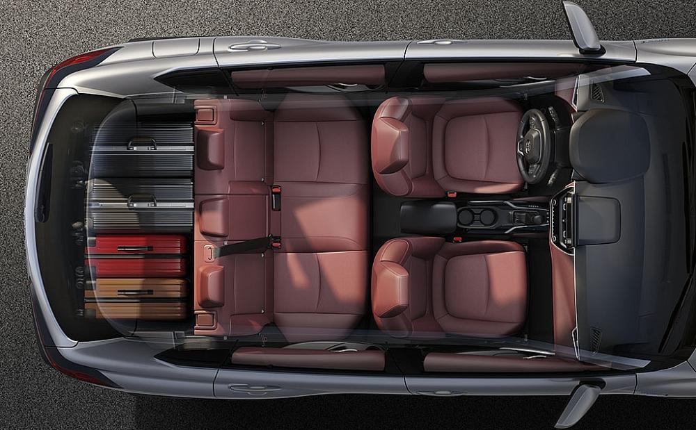 Lần đầu tiên xuất hiện, Toyota Corolla CROSS có giá từ 720 triệu