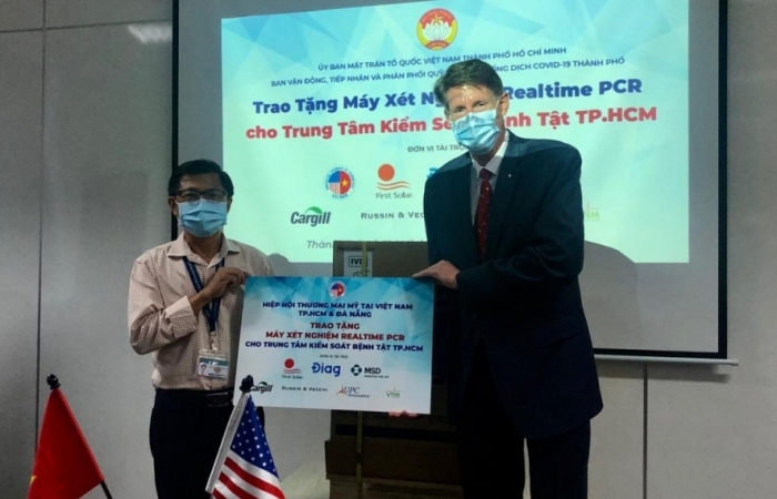 Những đóng góp của MSD Việt Nam trong cuộc chiến chống dịch COVID-19
