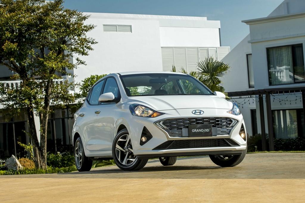 Giá từ 360 triệu đồng, Hyundai Grand i10 thế hệ hoàn toàn mới kỳ vọng giữ vững ngôi vương